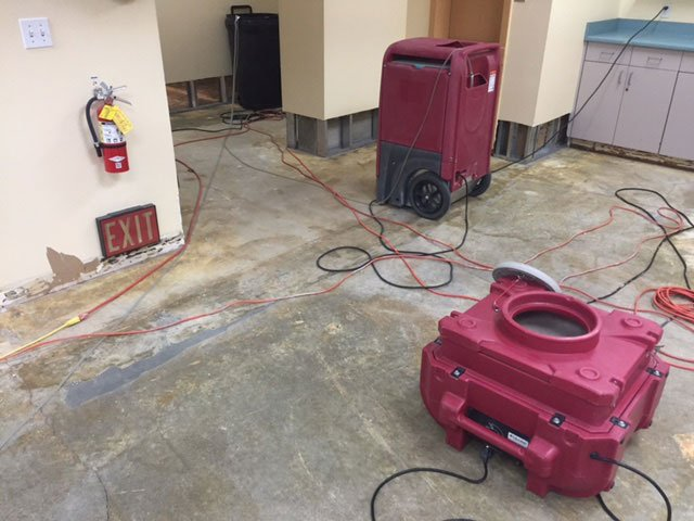 Water damage | GCD Restoration