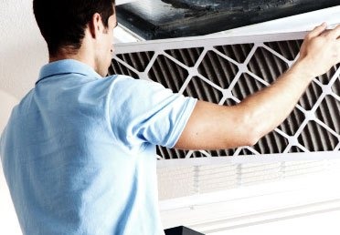 Hvac cleaning process